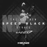 Nouvelle Raquette de tennis Head Speed Black 2021