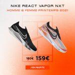 Chaussure de tennis NikeCourt React Vapor NXT