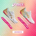 Edition Limitée chaussure de tennis Asics pour femme PE21