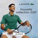 Lacoste Tennis Nouvelle Collection PE21