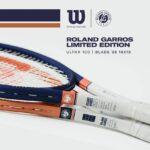 Collection Roland Garros Wilson 2021