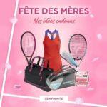 Quel cadeau de tennis offrir pour la fête des Mères ?