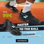 Chaussure de tennis Babolat Propulse Rage All Court Men 2021