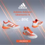 Offre Incroyable sur les chaussures Adidas Ubersonic 4