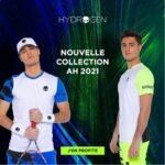 Découvrez les Tenues de tennis Hydrogen AH21