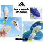 Le retour des chaussures Adidas Barricade sur ProTennis.