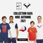 Retrouvez la Nouvelle collection Nike Automne 2021sur Protennis