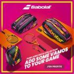 Où trouver la bagagerie Babolat Pure Aero Rafa ?